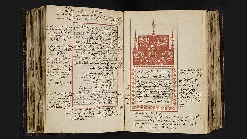 1001 Nacht, Märchen, Buch, Geschichte, Museum