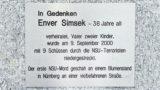 Zwickau weiht neuen Gedenkort für NSU-Opfer ein