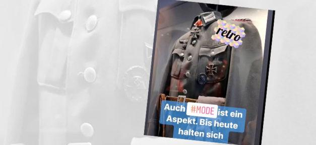 Bundeswehr, Uniform, Wehrmacht, Hakenkreuz, Instagram