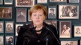 """Merkel in Auschwitz: """"Ich empfinde tiefe Scham"""""""