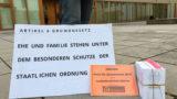 """Flüchtlingsrat vergibt """"Preis für Gemeinheit"""" an Ausländerbehörde Weimar"""