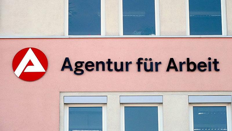 Agentur für Arbeit, Arbeitsamt, Arbeitslosigkeit, Job, Hartz IV