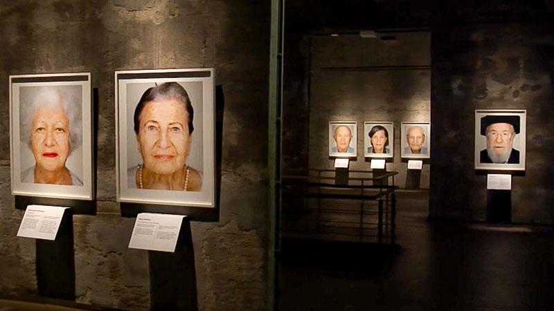 Ausstellung, Survivors, Holocaust, Nationalsozialismus, Geschichte