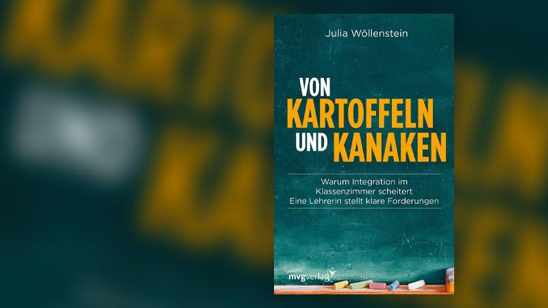 Buch, Von Kartoffeln und Kanaken, Lehrerin, Schule, Migranten