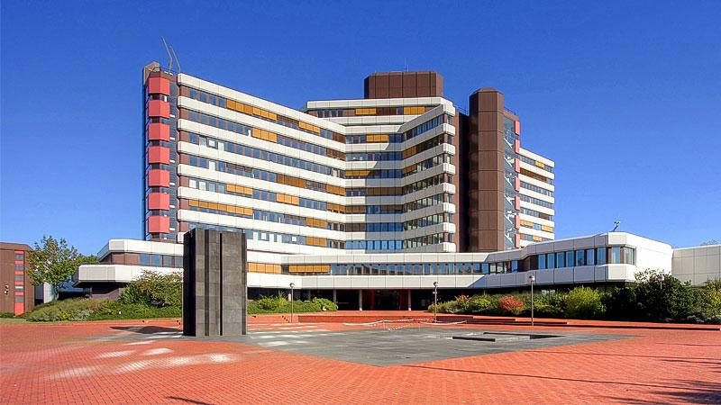 Bundesverwaltungsamt, Köln, Amt, Gebäude
