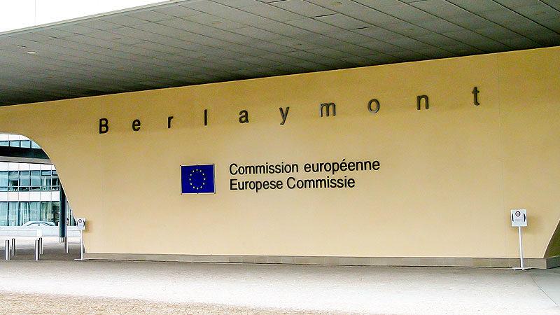 Europäische Kommission, Europa, Parlament, Brüssel