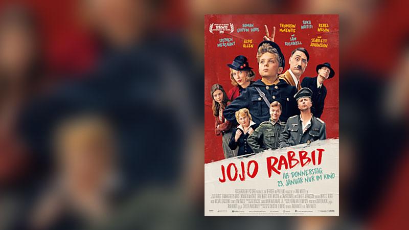 Jojo Rabbit, Film, Kino, Hitler, Adolf Hitler, Nationalsozialismus, Geschichte