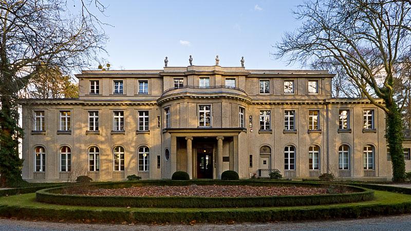 Haus der Wannsee-Konferenz, Museum, Nationalsozialismus, Antisemitismus, Juden