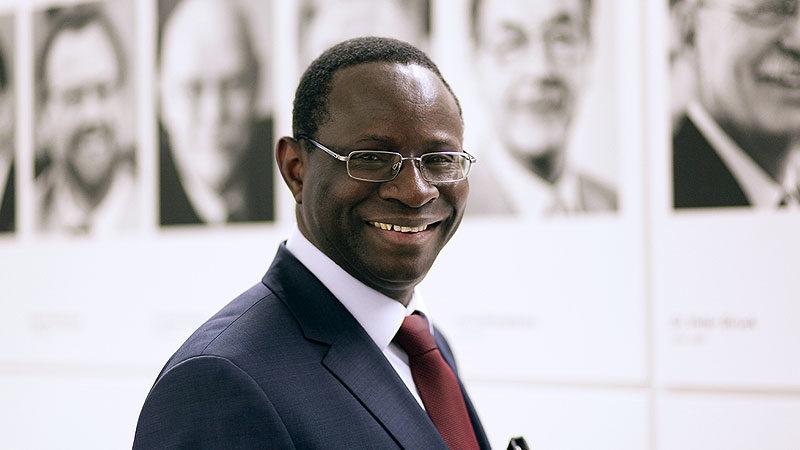 Karamba Diaby, SPD, Politiker, Bundestagsabgeordneter