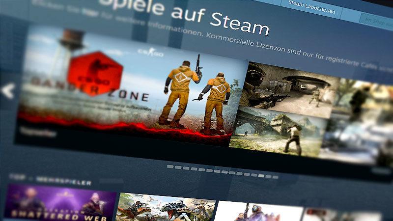 Spielen, Gaming, Steam, Computer, Community