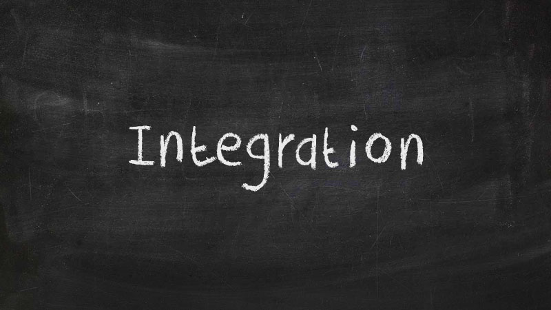 Integration, Tafel, Bildung, Sprache, Integrationskurs