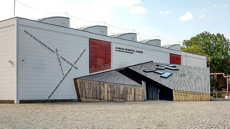 Akademie, Blumenthal, Berlin, Jüdisches Museum