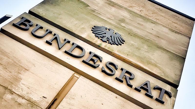 Bundesrat, Bundesadler, Deutschland, Bundesrepbulik, Säule