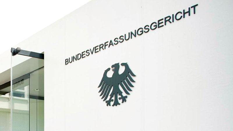 Bundesverfassungsgericht, BVerfG, Verfassungsgericht, Bundesadler, Karlsruhe