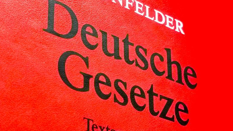 Gesetze, Schönfelder, Gesetzessammlung, Strafrecht, Gesetzbuch