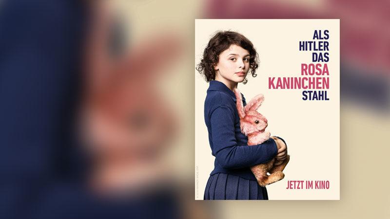 Film, Kino, Plakat, Filmplakat: Als Hitler das rosa Kaninchen stahl