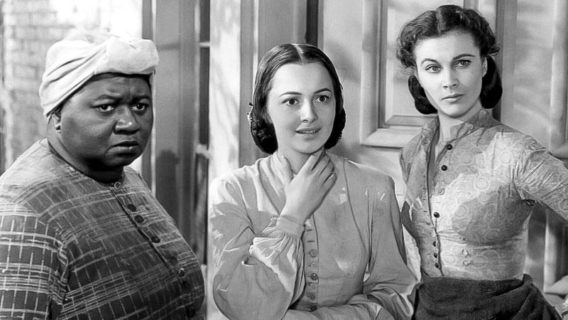 Hattie McDaniel, Film, Kino, Vom Winde verweht, Olivia de Havilland, Vivien Leigh