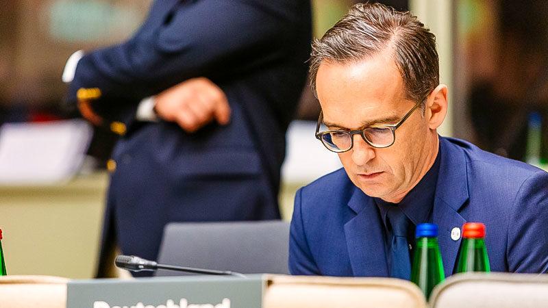 Heiko Maas, SPD, Bundesaußenminister, BRD, SPD, Politiker