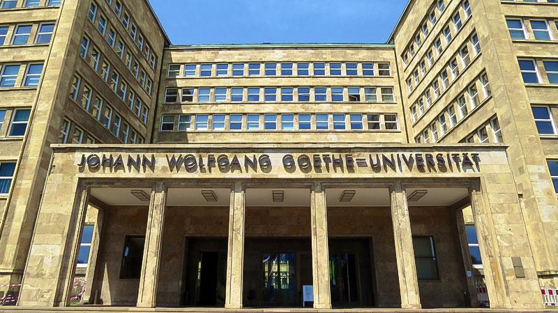Goethe-Universität, Hochschule, Uni, Frankfurt, Uni Frankfurt, Johann Wolfgang