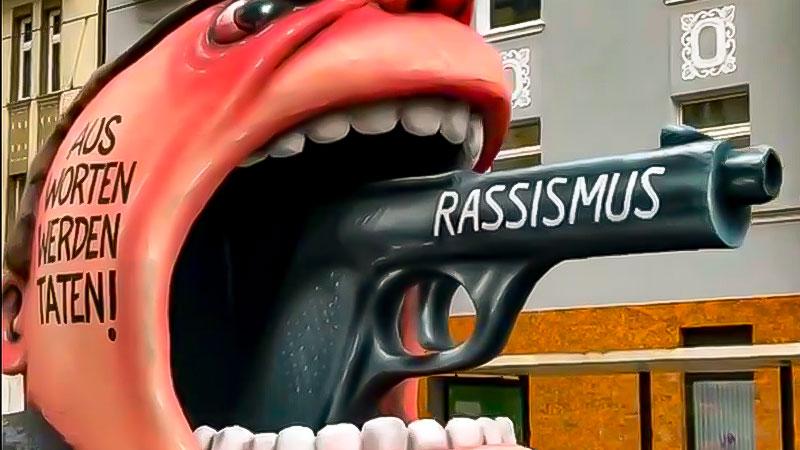 Rosenmontag, Hanau, Rassismus, Rechtsterrorismus, Rechtsextremismus