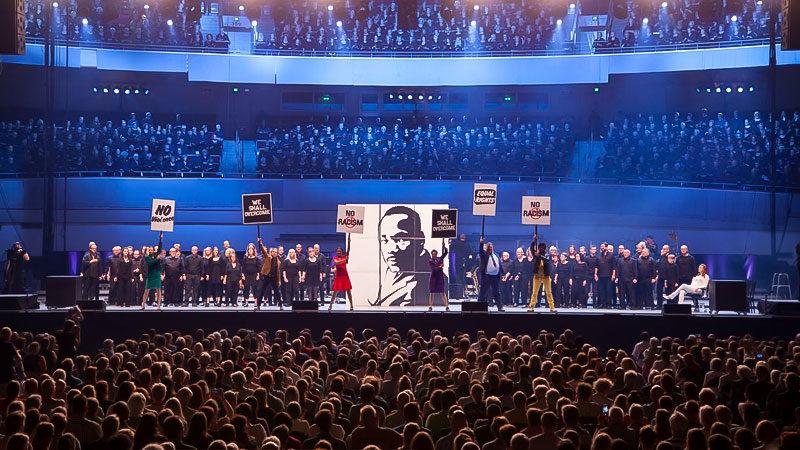 Martin Luther Kings Traum ist noch lange nicht zu Ende geträumt