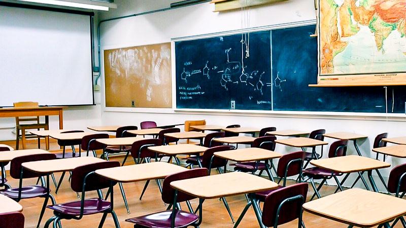 Schule, Klasse, Klassenraum, Schulklasse, Tische, Stühle