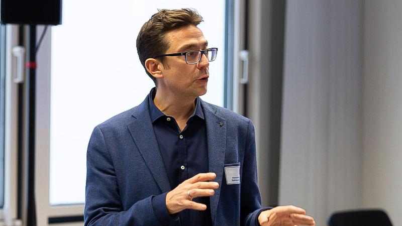 Alexandros Stathopoulos, Verband binationaler Paare, Frankfurt