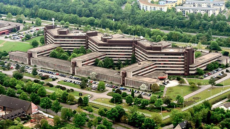 Verfassungsschutz, BfV, Geheimdienst, Inlandsgeheimdienst, Köln, Gebäude