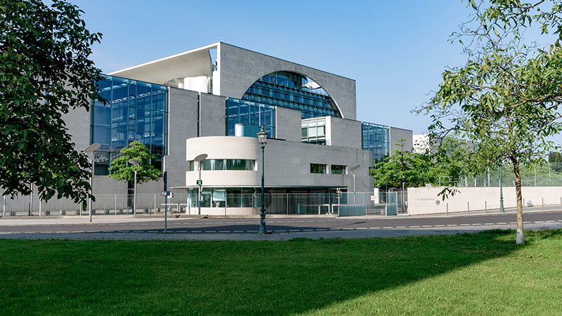 Bundeskanzleramt, Angela Merkel, Gebäude, Berlin, Politik, Bundeskabinett