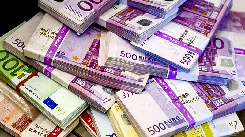 Geld, Euro, Reichtum, Geldscheine, Vermögen