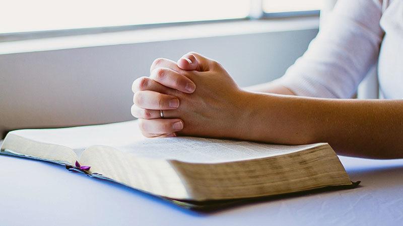Hand, Hände, Beten, Gebet, Religion, Christentum, Bibel, Buch