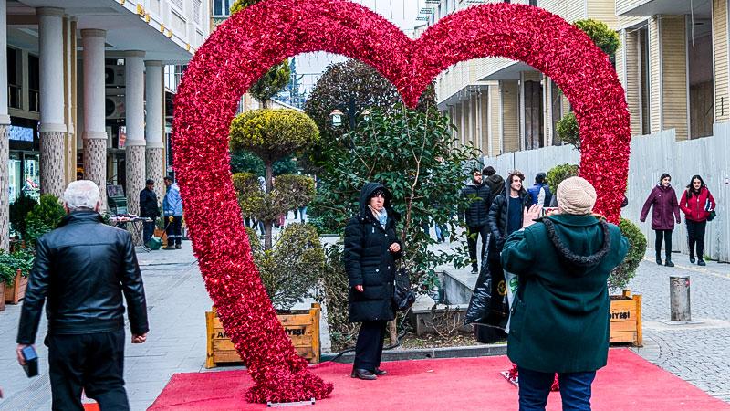 Valentinstag in Hatay © Jochen Menzel
