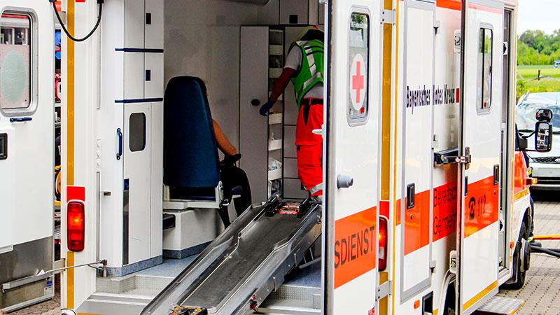 Krankenwagen, Abulanz, Erste Hilfe, Gesundheit, Notarzt
