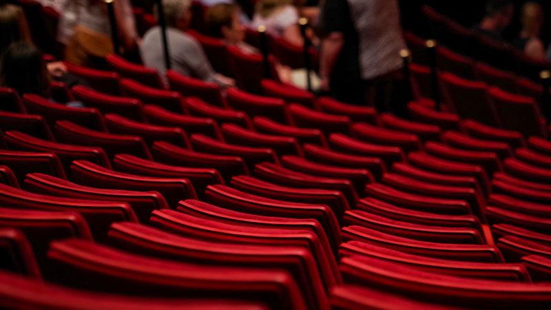 Theater, Kino, Musical, Zuschauer, Saal, Veranstaltung, Sitze