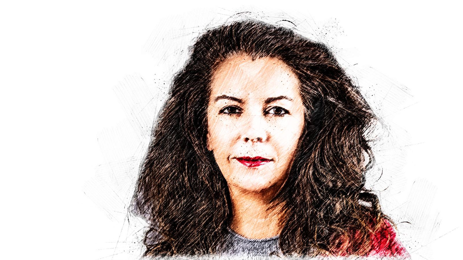 Carmen Colinas, Migranten, Ausländer, Journalistin, binationale Paare, Rassismus, Diskriminierung