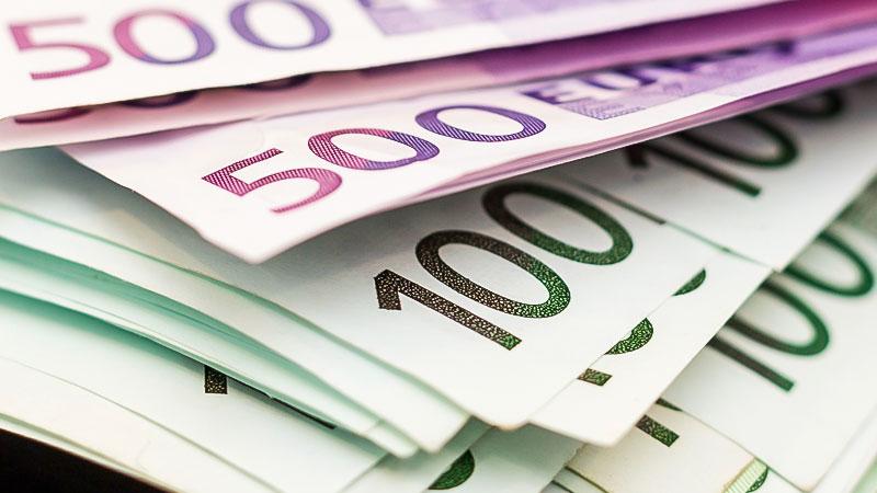 Geld, Armut, Euro, Geldscheine, Reichtum