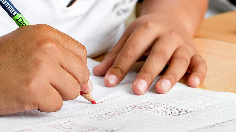 Lernen, Schule, Bildung, Schreiben, Stift