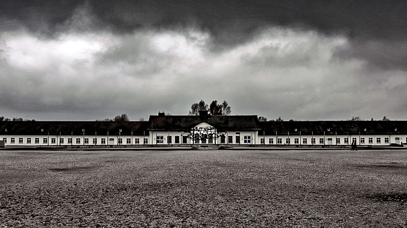 Konzentrationslager, Dachau, KZ, Nationalszialismus, Holocaust, Massenmord, Juden