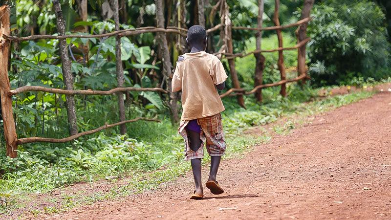 Kinder, Armut, Afrika, Hunger, Bildung