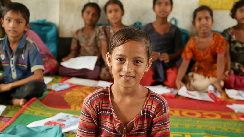 Rohingya, Flüchtling, Bangladesh, Armut, Hunger, Menschenrechte, Kinder