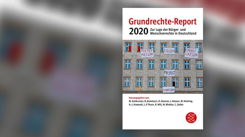 Grundrechte-Report, Verfassungsschutzbericht, Grundgesetz, Grundrecht, Buch, 2020