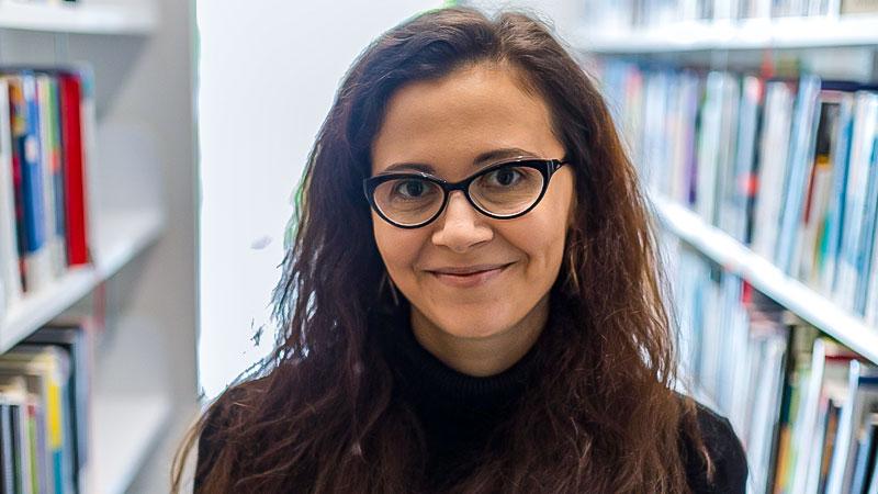 Georgiana Banita, Bamberg, Amerikanistin, Migration, Polizeikultur