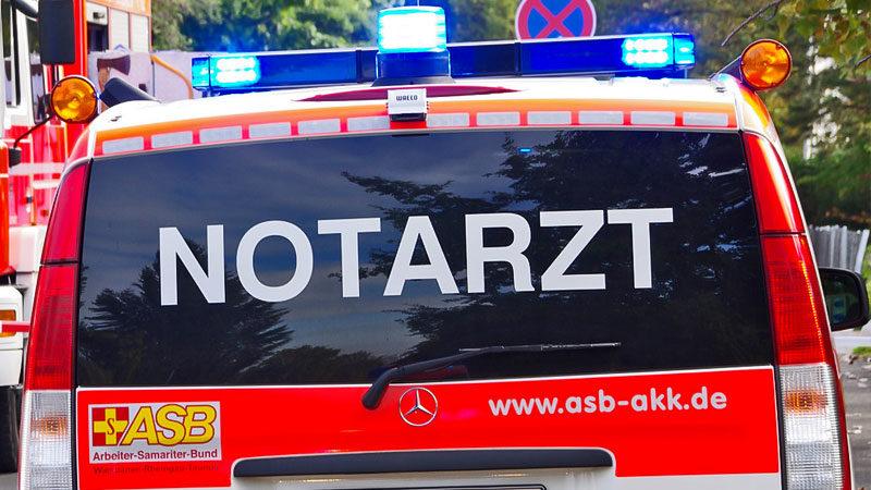 Notarzt, Notfall, Unfall, Ambulanz, Krankenhaus, Klinik, Gesundheit