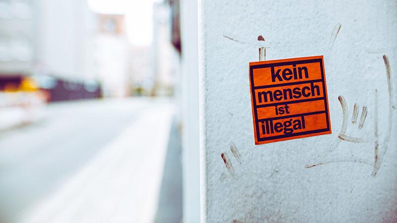 Rassismus, Flucht, Flüchtling, Ausländerfeindlichkeit, Rechtsextremismus, Asyl