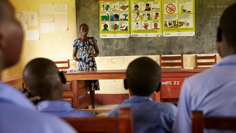 Viertelmilliarde Kinder von Bildung ausgeschlossen