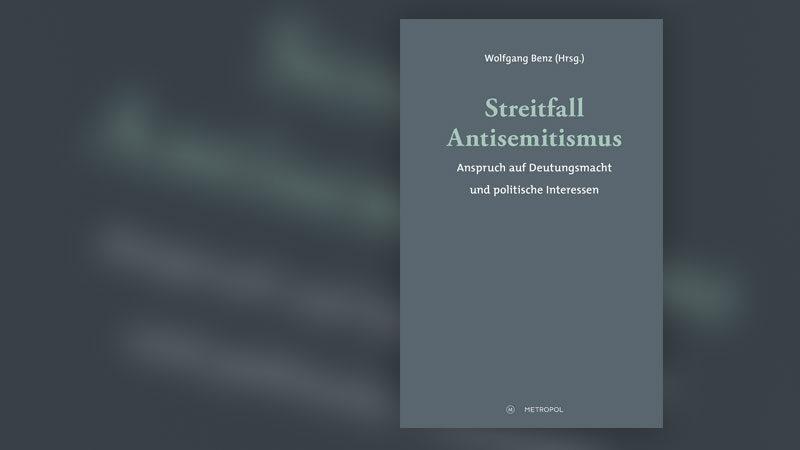 Antisemitismus, Wolfgang Benz, Israel, Juden, Debatte