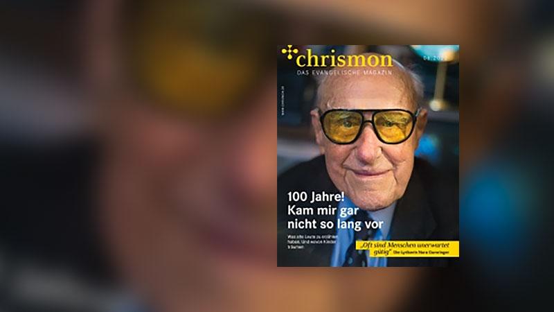 Chrismon, Magazin, Evangelische Kirche, Christen, Christentum