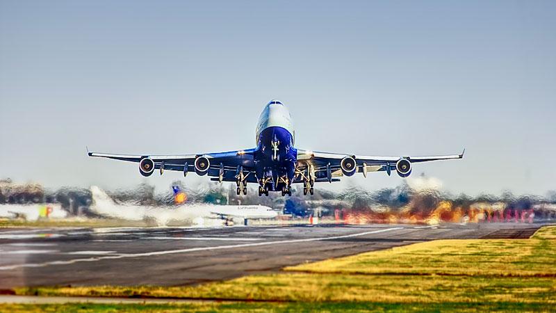 Flugzeug, Abschiebung, Einwanderung, Zuwanderung, Migration, Flug, Landung