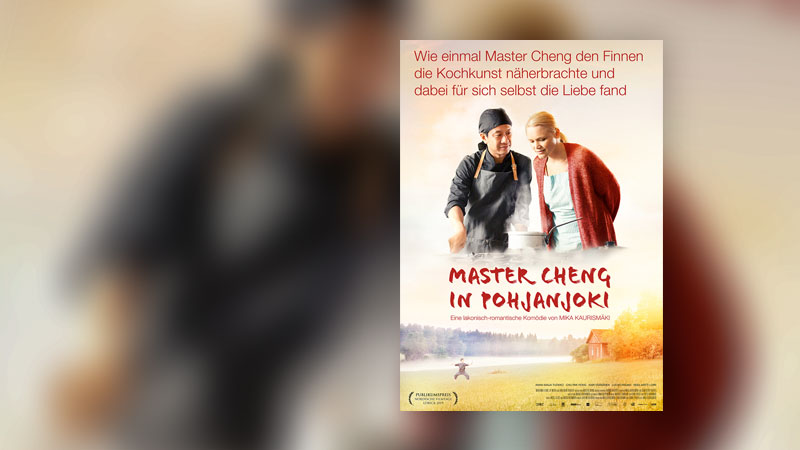 Film, Kino, Master Cheng in Pohjanjoki, Integration, Küche, Chinese, Finnland