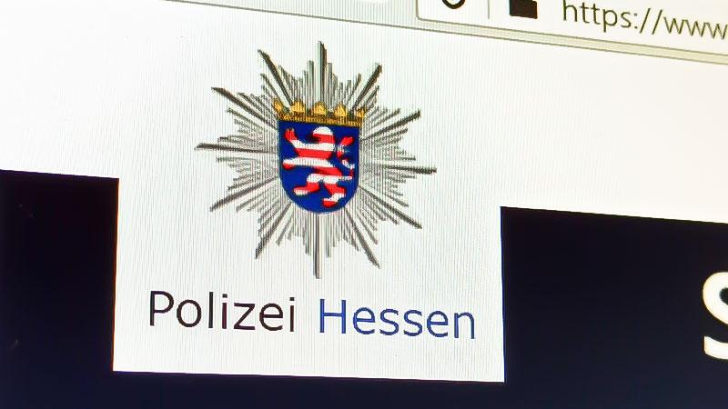 Polizei, Hessen, Internet, Homepage, Sicherheit